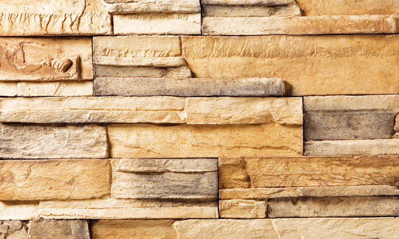 Stacked Ledge Stone